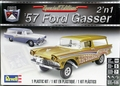 Revell 1957 Ford Del Rio 2 Door Station Wagon, Gasser or Stock