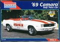 Revell/Monogram 1969 Chevy Camaro RS SS 396 Convertible 1969 Indy 500 Pace Car