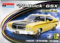 Revell/Monogram 1970 Buick GSX 2'n1, Stock or Street Machine