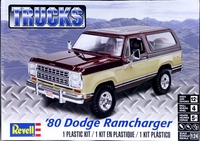 Revell/Monogram 1980 Dodge Ramcharger