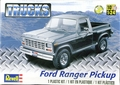 Revell/Monogram 1980 Ford Ranger Flareside Pickup 4 Wheel Drive (incorrectly says 1979 on the box.)