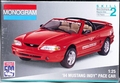 Revell/Monogram 1994 Mustang Convertible Indy 500 Pace Car