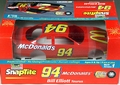 "Revell/Monogram Bill Elliott #94 ""McDonald's"" 1998 Ford Taurus, Prepainted Snap Kit"