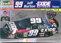 "Revell/Monogram Jeff Burton #99 ""Exide Batteries"" 1998 Ford Taurus"