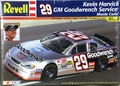 """Revell/Monogram Kevin Harvick #29 """"Goodwrench Service"""" 2002 Monte Carlo"""
