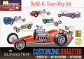 "Revell/Monogram ""The Slingster"" Customizing Dragster, 1/25 Scale"