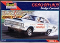 Revell Shirley Shahan 1967 Dodge Coronet Super Stock