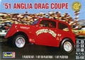 "Revell ""Skipper's Critter"" 1951 Anglia A/Gas Drag Coupe"