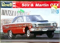 Revell Sox & Martin 1967 Plymouth GTX Super Stock