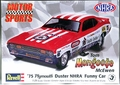 "Revell Tom ""Mongoose"" McEwen ""English Leather"" 1975 Plymouth Duster Funny Car"