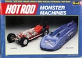 "Revell Tommy Ivo ""Showboat"" and Mickey Thompson ""Challenger I"" ""Monster Machines"""