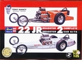 Revell Tony Nancy 22 Jr. Double Dragster Kit