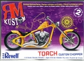 Revell Torch Custom Chopper, 1/12th Scale