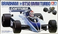 Tamiya Brabham BT50 BMW Turbo Formula 1, 1/20 Scale