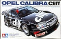 Tamiya Opel Calibra - Cliff