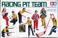 Tamiya Racing Pit Team Figure Set, 1/20th Scale