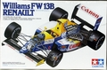Tamiya Williams FW-13B Renault Formula 1, 1/20 Scale
