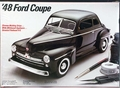 Testors (IMC) 1946, 1947 or 1948 Ford Coupe