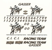"""""""The PA Flyer"""" Gasser - 3.5 Inches Long"""