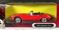 Yat Ming Road Signature 1971 Jaguar E-Type Convertible, Red with Black Interior and Boot