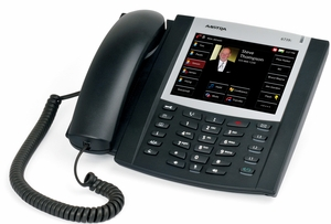 Aastra 6739i Advanced Featured Expandable Executive Level SIP PoE Telephone (Charcoal)