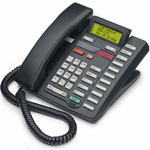Aastra M9216 (Black) Single-line telephone with Call Display - Discontinued CALL US