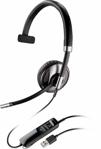 Blackwire C710M Corded USB, BlueTooth Enabled, Monaural Style, MOC