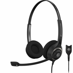 SC 660 Sennheiser Dual Sided Premium Headset with Quick Disconnect