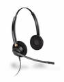 Plantronics HW520V EncorePro Binaural headset with voice tube NEW