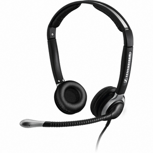CC540 Sennheiser Over the Head Binaural Headset