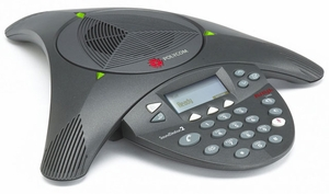 SoundStation2 Conference Phone Non-Expandable w/o Display