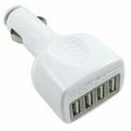 Universal 4 Port USB Car Charger