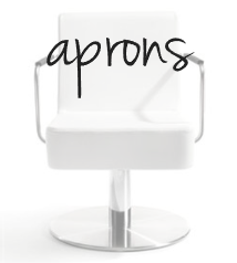 Salon Aprons Classic and Modern Style
