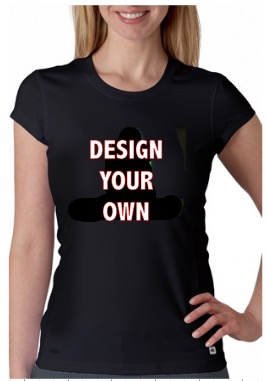 DESIGN YOUR OWN STYLIST TEE