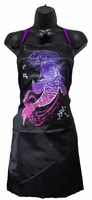 Stylist Apron Koi Purple