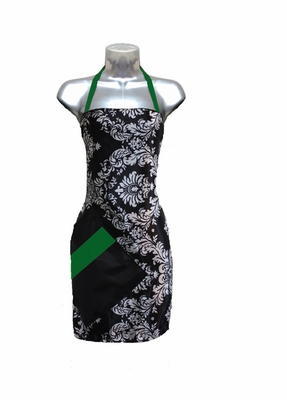 Hairstylist Apron Orleans-Green