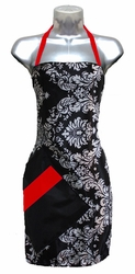Hairstylist Apron Orleans-Red
