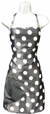 Salon Apron Big Dot