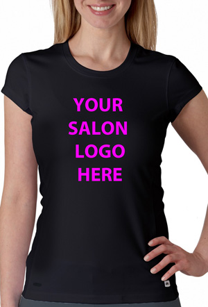 SALON LOGO TEE