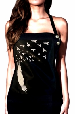 Stylist Apron-Birds of a Feather