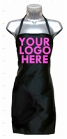 One Pocket Salon Apron with Custom Logo