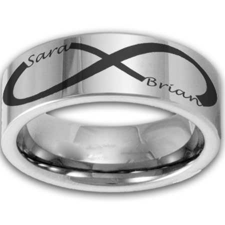 cubic shop r k ring solitaire bands with symbol band wedding zirconia rings infinity engagement stainless sizes of steel double love available stunning buy flongo ct