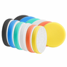 "<b>Buff & Shine 6.25"" Flat Faced DA Foam Grip Pad Mix & Match 6 Pack</b>"
