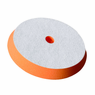 "<b>Buff and Shine 6"" Uro-Cell Orange Polishing Foam Grip Pad</b>"