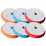 <b>Buff and Shine 7 Inch Uro-Cell Foam Grip Pad Mix & Match 6 Pack</b>