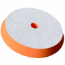 "<b>Buff and Shine 7"" Uro-Cell Orange Polishing Foam Grip Pad</b>"