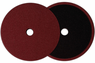 "<b>Buff and Shine Low-Pro 6.5"" Maroon Polishing Foam Grip Pad</b>"