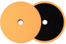 "<b>Buff and Shine Low-Pro 6.5"" Orange Medium Cut Foam Grip Pad</b>"