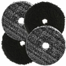 "<b>Buff and Shine Uro-Fiber 5"" Microfiber Pad Mix & Match 4 Pack</b>"