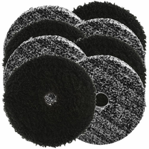 "<b>Buff and Shine Uro-Fiber 5"" Microfiber Pad Mix & Match 8 Pack</b>"